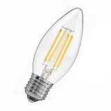 FL-LED Filament C35 6W 3000K E27 FOTON LIGHTING  светодиодная лампа
