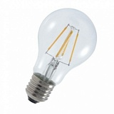 FL-LED Filament A60 6W 3000K E27 FOTON LIGHTING  светодиодная лампа