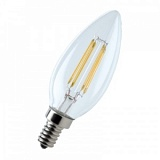 FL-LED Filament C35 6W 3000K E14 FOTON LIGHTING  светодиодная лампа